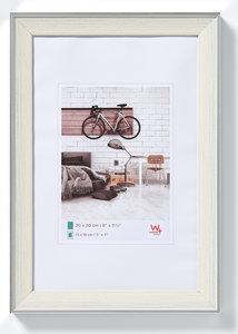 Walther Bohemian fotolijst 10x15 cm wit