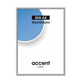 Nielsen Fotolijst aluminium Accent Mat Zilver 21x29,7 cm Din A4