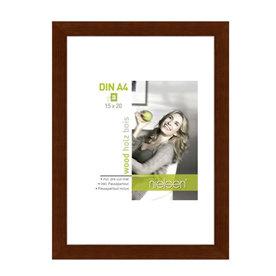 Nielsen Fotolijst hout Apollon Wenge 21x29,7 cm Din A4